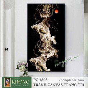 Tranh canvas trang trí nghệ thuật PC-1393